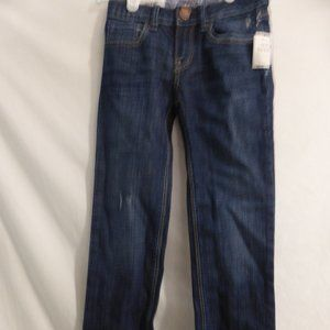 GAP KIDS, girls size 8, distressed jeans, BNWT